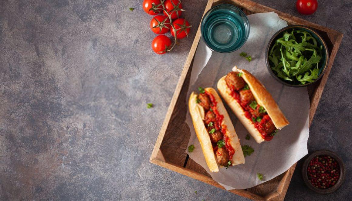 Grandma's Italian Meatball Sub – The Easiest, Simplest & Greatest