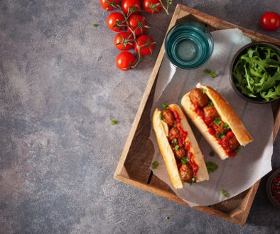 Grandma's Italian Meatball Sub – The Easiest, Simplest & Greatest